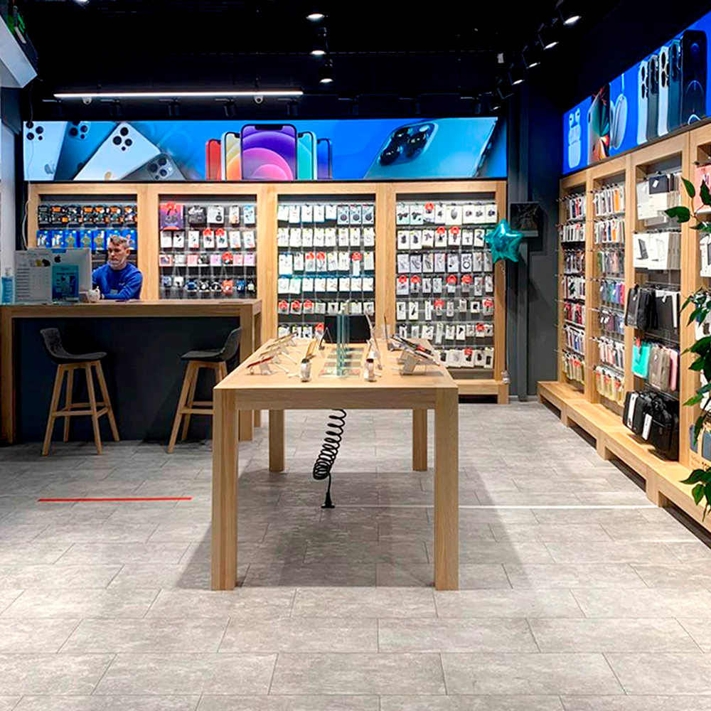 Ласкаво просимо в світ Apple – iStudio Monostore! Ми - перша монобрендова мережа оригінальної техніки Apple в Україні.